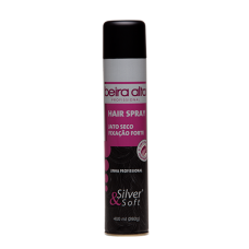 Hair Spray Fixação Forte 400ml